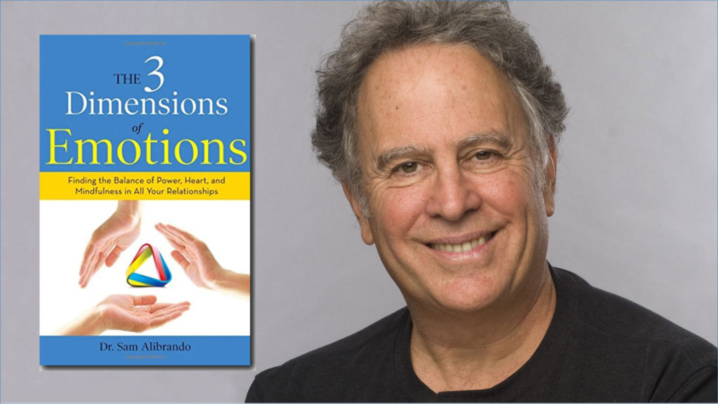 The 3 Dimensions of Emotions, by Dr. Sam Alibrando